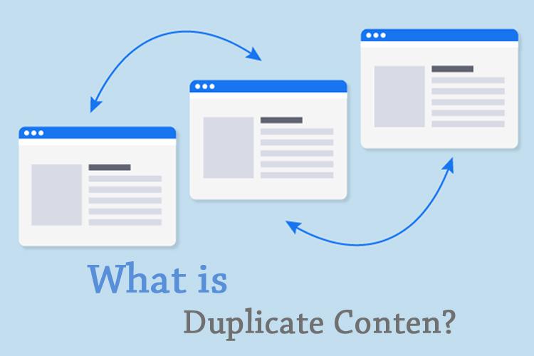 Duplicate Conten
